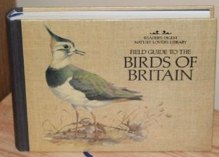 Field Guide to the Birds of Britain